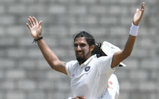 Illness rules Ishant out of first Test