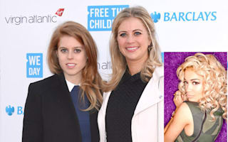 Rita Ora and Princess Beatrice among WE Day UK speakers and performers