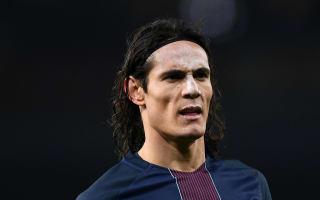 Cavani one of best strikers on planet - Di Maria