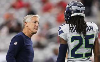 Seahawks coach Carroll: Sherman trade talks are dead