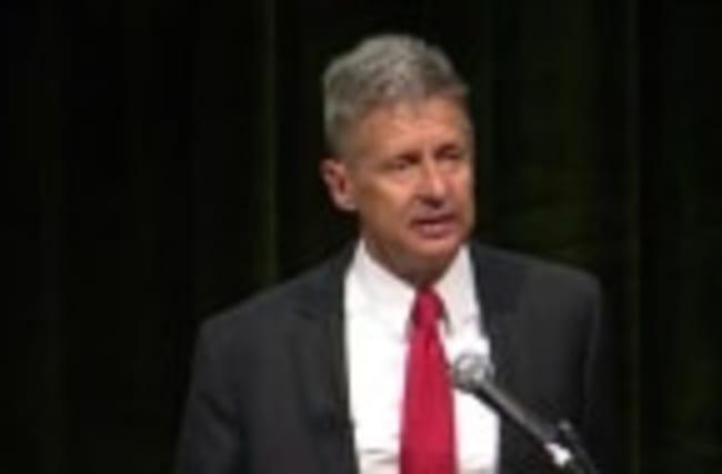 Libertarian Party picks 2016 nominee