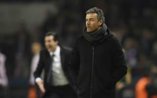 Luis Enrique takes responsibility for Barcelona's PSG humiliation