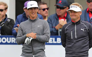 Kjeldsen, Olesen give Denmark World Cup lead