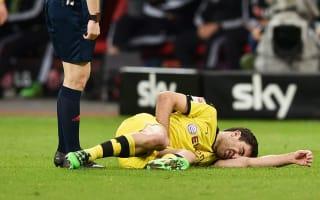 Injured Sokratis to miss key Dortmund clashes