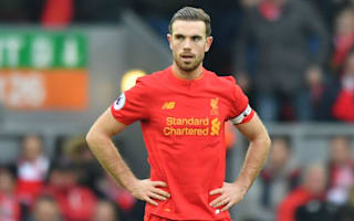Henderson still playing through pain, reveals Klopp