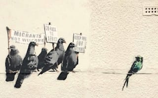 Why did the council destroy a £400,000 Banksy?