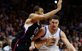 Warriors bounce back, Heat too good for Wizard