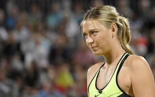 Sharapova 'absolutely' sure doping suspicions will linger