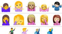 Der neue Unicode-Standard 9.0 ist da - endlich mit Selfie-Emoji!