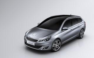Peugeot unveils the spacious 308 SW estate
