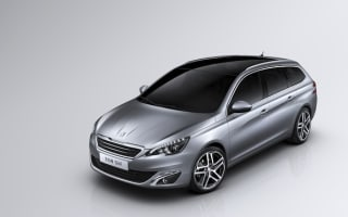 Peugeot unveils the spacious 308 SW estate