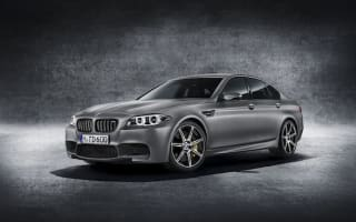 BMW unveils '30 Years' edition M5