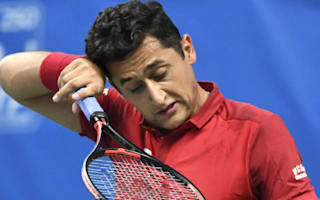 Injury woes were life-changing, says Almagro