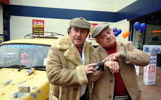 'Original Del Boy' splashes £35k on DE11 BOY plate