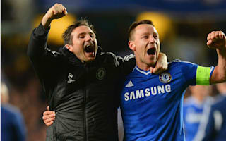 Lampard is Chelsea's greatest ever - Terry