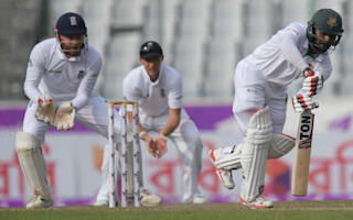 Bangladesh in front after topsy-turvy day