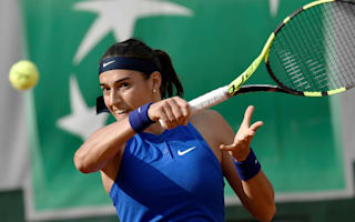 Ivanovic unable to break Garcia hoodoo