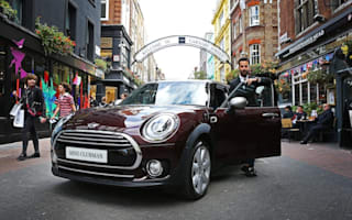 New MINI Clubman revealed on Carnaby Street