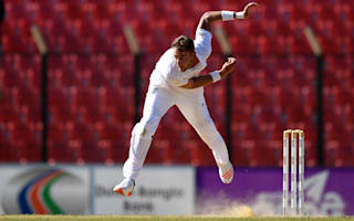 England unsure over severity of Broad foot injury