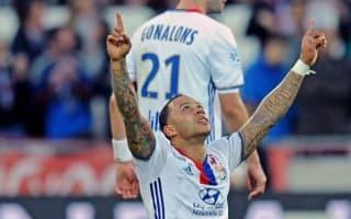 I'm not David Beckham! - Depay reacts to Lyon wondergoal