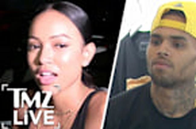 Karrueche Loses Against Chris Brown In Restraining Order Hearing For Now I TMZ LIVE