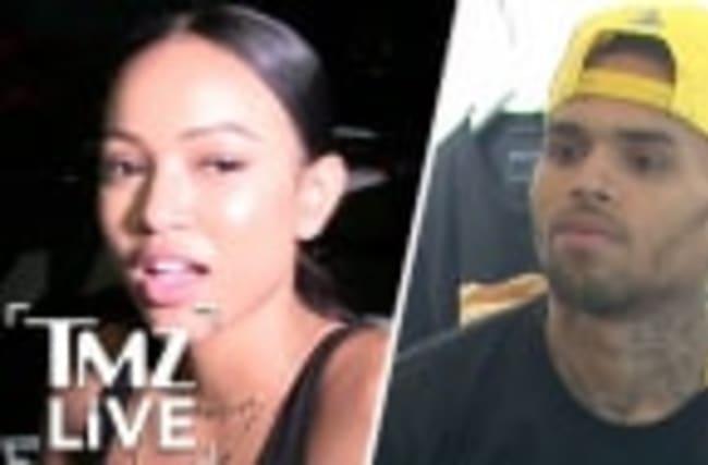 Karrueche Loses Against Chris Brown In Restraining Order Hearing For Now I TMZ LIVE