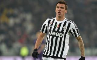 Juventus lose Mandzukic and Asamoah to injury