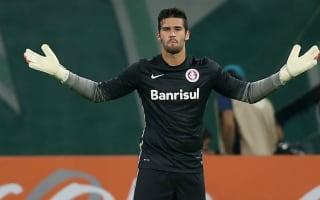 Alisson relishing Roma move