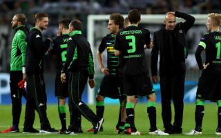 Borussia Monchengladbach were exceptional against Barcelona, feels Schubert