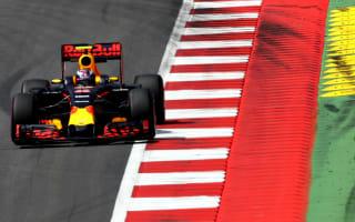 Drivers not backing up Verstappen over kerbs criticism