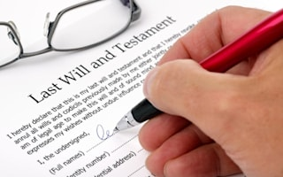 Over 55? Take advantage of Free Wills Month