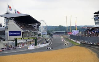 First retirement shock at Le Mans
