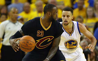 LeBron better than Curry, claims Parker