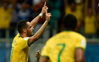 Brazil 3 Peru 0: Dunga's men punish visitors with solid display