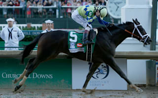 Always Dreaming pulls away to win Kentucky Derby