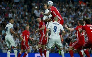 Real Madrid 4 Bayern Munich 2 (6-3 agg, aet): Perfect Ronaldo hat-trick settles thrilling quarter-final