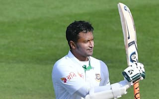 Shakib ton put Tigers in control despite Herath's 1,000th first-class wicket