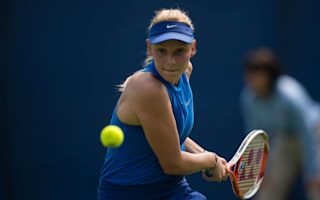 Vekic sets up Garcia clash in Limoges