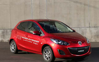 Exclusive first drive: Mazda Rotary Plug-In Hybrid