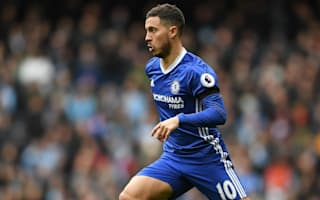 Hazard warns title rivals: Chelsea have the experience