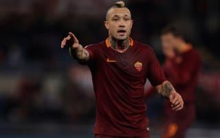 Nainggolan happy at Roma amid Chelsea links