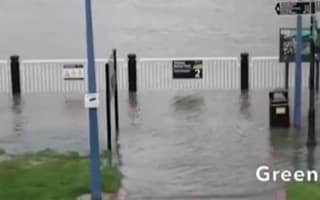 London flood alerts: Thames Barrier closed as river burst its banks