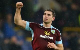 Burnley 1 Leicester City 0: Super sub Vokes extends home winning streak