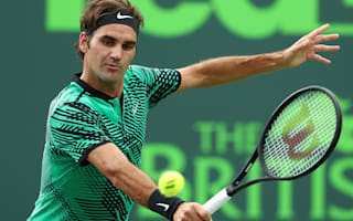 Federer set for Del Potro test, Wawrinka untroubled