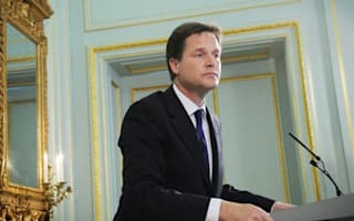 Clegg: no change on economy plans