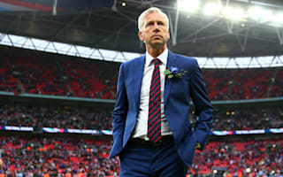 Pardew: I want to manage England - but not now