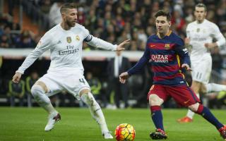 Ramos backs Benitez despite Clasico hammering