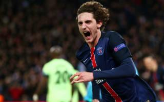 Rabiot: City got lucky in Paris