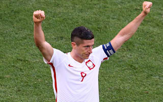 Hat-trick hero Lewandowski demands more from Poland