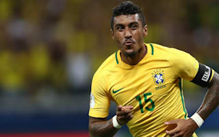 Uruguay 1 Brazil 4: Paulinho scores hat-trick as visitors close in on qualification